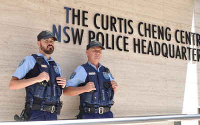 Fuji Xerox wins $33M gig with NSW Police