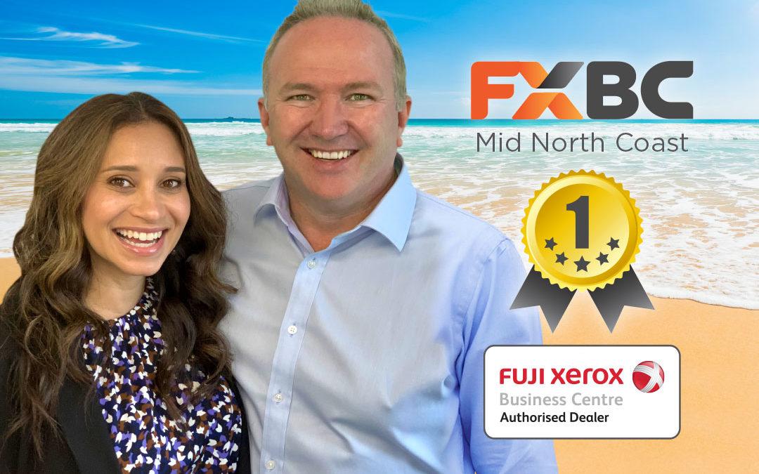 Mid North Coast dealership FXBC is Australia's best!